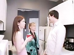 Teenage public toilet urinate Janine fucking an older dude