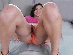 pal's step daughter skips school and mom punishes assfuck