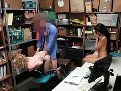 Bonnie Grey and Maya Bijou spread her legs to smash hard