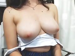 a good nubile with perfect knockers