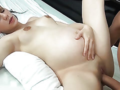 Hot sex movies with young girls acting really seductive