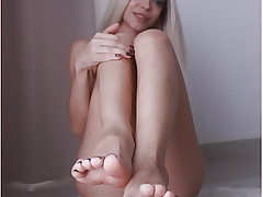 Foot Job German Hooker Teen