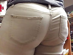 Shorty VPL Phat Booty Denim Montage