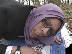 Hot young girls form far East fucked hard in Arab porn