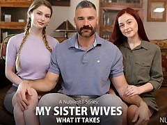 My Step-sister Wives What It Takes - S1:E10
