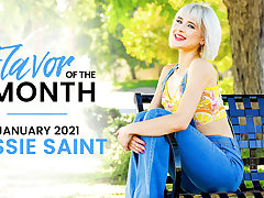 January 2021 Flavor Of The Month Jessie Saint - S1:E5